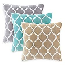 toss pillows bed bath beyond