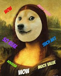 Doge Meme Original - wow such original very meme such doge wow doge doge