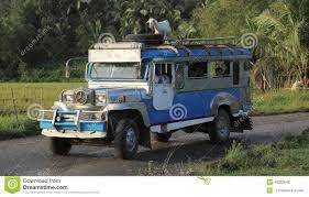 philippine jeep philippine jeepney editorial image image of longer pantabangan