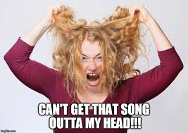 Go Away Meme - how do you make a song that s stuck in your head go away