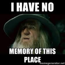 Gandalf Meme - confused gandalf know your meme
