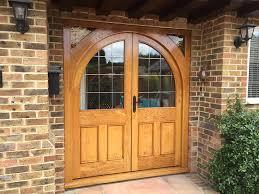 Oak Exterior Doors Rustic Design Elements For Your Wooden Front Doors Hans Fallada