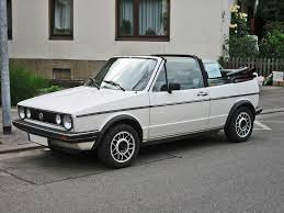 old volkswagen rabbit convertible for sale 1989 volkswagen golf cabrio serie 1 for sale u20ac 5 100 vw