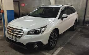 subaru outback 2018 white subaru outback u2013 long term test
