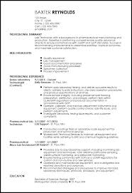 traditional resume template free traditional lab technician templates resumenow