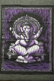 backdrop ganesh ganesha tyg tapestry decor home hippie new age