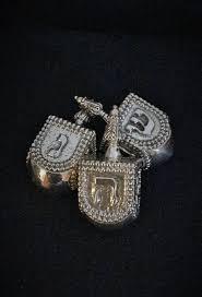 metal dreidel beautiful silver hanukka dreidel silver point judaica