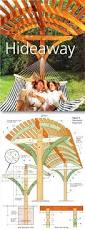 Bliss Hammock In A Bag How To Build A Diy Pergola Hammock Stand In A Weekend For Under