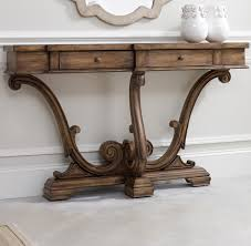 Thin Console Table Amazing Hooker Console Table How To Decorate Hooker Console