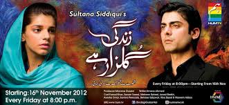 Zindagi Gulzar Hai – Episode 1 – 16th November 2012