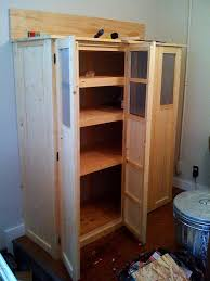Home Made Cabinet - best 25 building a pantry ideas on pinterest pantry ideas