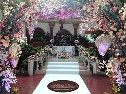 wedding backdrop design philippines 12 best philippine wedding fernwood gardens images on