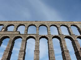 free images stone monument landmark historic spain viaduct