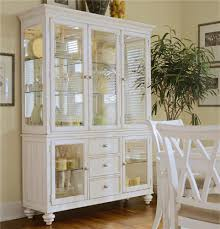 Buffet Glass Doors by China Buffet Credenza With 2 Glass Doors By American Drew Wolf