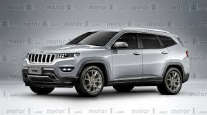 new jeep wagoneer concept jeep grand wagoneer rendered looking luxurious