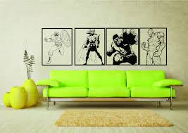 100 avengers home decor dhl ship the avengers 3d wall