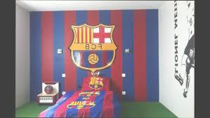chambre a barcelone chambre à barcelone deco chambre fc barcelone raliss com with