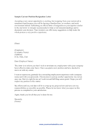 proper way to write a letter of resignation how to write great