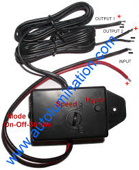 led flashing brake light braker module installtion instructions