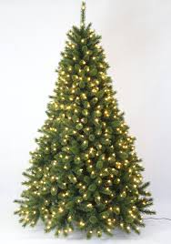 Pre Lit Pre Decorated Christmas Trees The Siberian Pine Artificial Christmas Trees