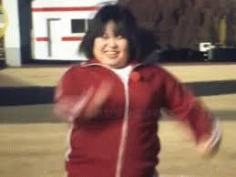 Meme Fat Chinese Kid - crossing the finish line bettereveryloop