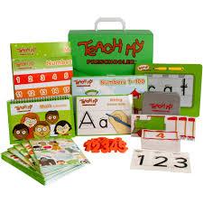 teach my preschooler learning kit walmart com