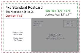 4x6 template direct mail postcards design print mail 4x6 postcard template km