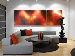 Red And Black Living Room by Red And Gray Living Room Design Decoration Home Interior Ideas
