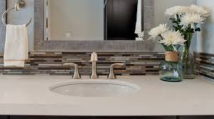 Backsplash Ideas For Bathrooms by Bathroom Sink Backsplash Great Home Decor Best Backsplash