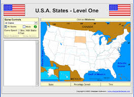 us map quiz sheppard software www sheppardsoftware free geography exercises