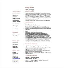 Sample Informatica Etl Developer Resume by Php Developer Resume Template Best Java Resume Samples Sample