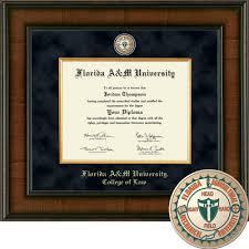 a m diploma frame famu college of bookstore church hill classics presidential