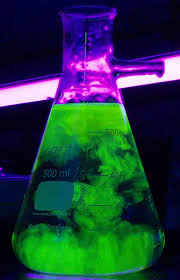 liquids that glow under black light list of things that glow under black light