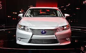 2013 lexus es 350 colors 2013 lexus es 350 and es 300h look motor trend