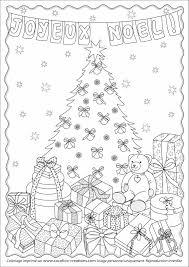 Dessins Gratuits à Colorier  Coloriage Cadeau De Noel à imprimer