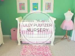 Lilly Pulitzer Furniture by Lilly Pulitzer Nursery The Champagne Supernova
