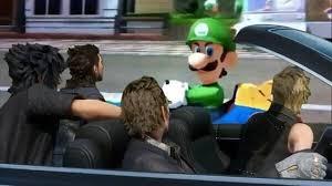 Final Fantasy Memes - final fantasy xv director wants more car driving memes
