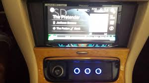 lexus gs 350 navigation hack how do you bypass the speed sensor so the top screen stays on