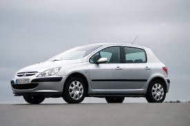 auto pezo peugeot 307 5 doors specs 2001 2002 2003 2004 2005