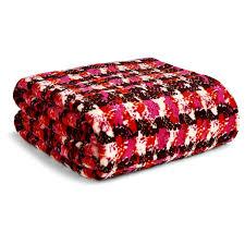 vera bradley home decor vera bradley throw blanket in houndstooth tweed pillows