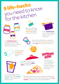 Moving Hacks by 9 Life Hacks You Need To Know For The Kitchen