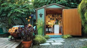 Simple Backyard Makeovers Chic Backyard Ideas On A Budget Sunset