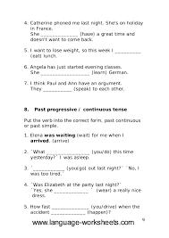 grammar worksheets secondary