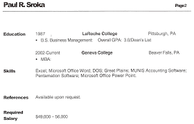 Computer Skills Resume Example by 84 Listing Computer Skills On Resume Example Career Library