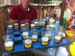 backyard games totally not too old for this beer olympics