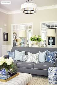 Living Room Grey Sofa by 5689 Best Living Rooms Family Rooms Images On Pinterest Living