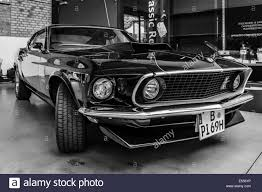 ford mustang 1969 429 for sale car ford mustang 429 fastback 1969 black and white