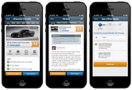 the car connection u0027s new iphone app car reviews used car