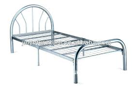 Steel Bed Frame For Sale Stainless Steel Bed Frame Single Metal Bed Frame Buy Cheap