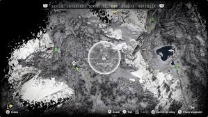 Black Temple Map Horizon Zero Dawn Collectibles Guide Polygon